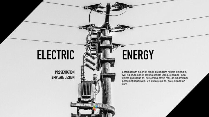 Electric Energy PPTX Keynote_01