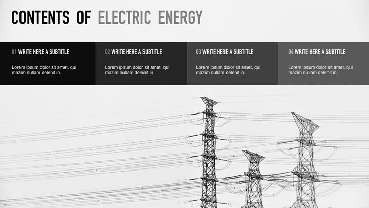 Electric Energy PPTX Keynote_02