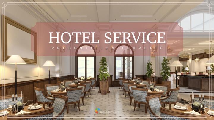 호텔 서비스 키노트 파워포인트_01