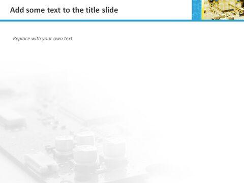 구글 슬라이드 템플릿 무료 다운로드 - 컴퓨터 회로 기판_03