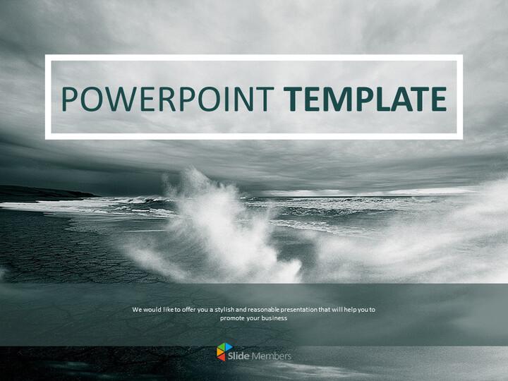 태풍 - Google 슬라이드 템플릿 무료 다운로드_01