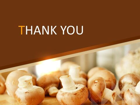 Google 슬라이드 이미지 무료 다운로드 - 신선한 버섯_06