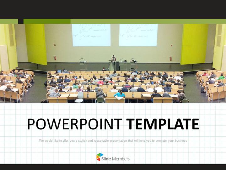 교실 - 무료 Google 슬라이드 템플릿 디자인_01
