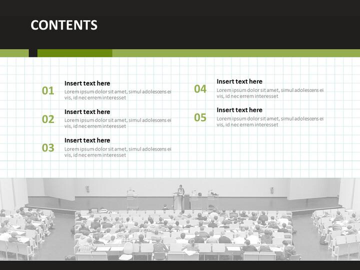 교실 - 무료 Google 슬라이드 템플릿 디자인_02