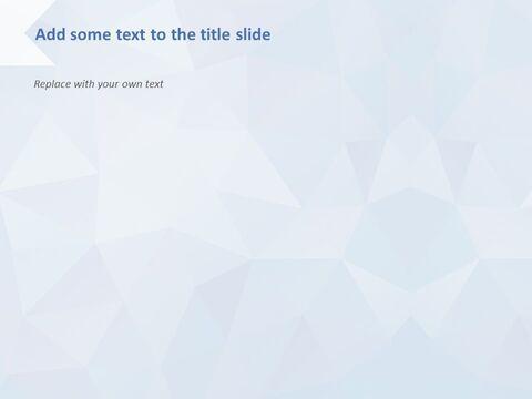 Google 슬라이드 무료 다운로드 - 삼각형 패턴 배경으로 보라색 보석_04