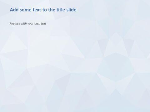Google 슬라이드 무료 다운로드 - 삼각형 패턴 배경으로 보라색 보석_05