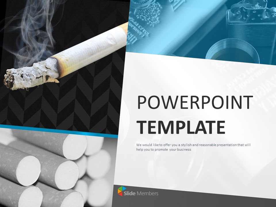 Google Slides Download Free Smoking And Health