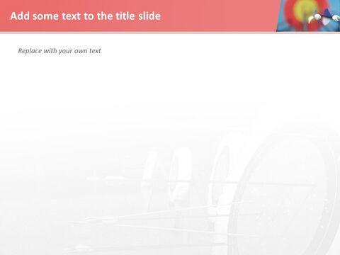 Google 슬라이드 무료 다운로드 - 대상과 양궁_05