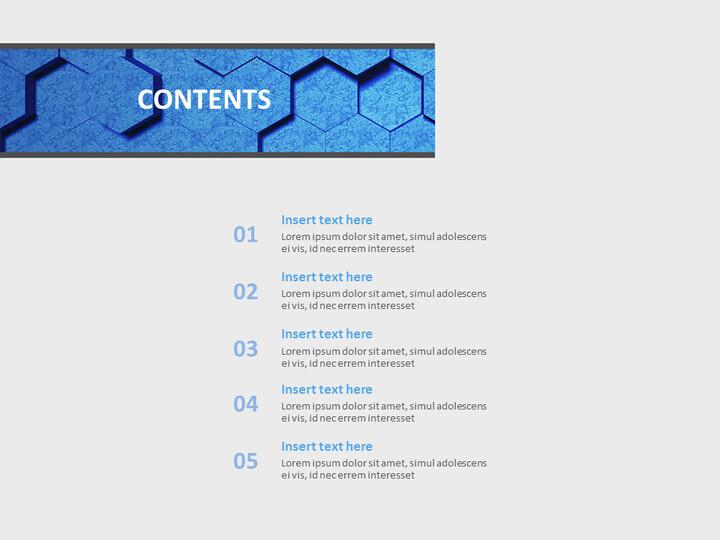 Google 슬라이드 무료 다운로드 - 블루 하이브_02