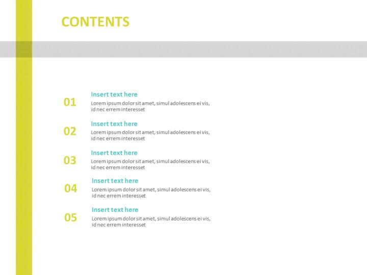 회색, 청록색 윤곽선 - 무료 구글 슬라이드 템플릿 디자인_02