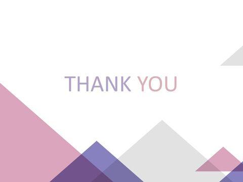 무료 Google 슬라이드 배경 - 분홍색, 자주색, 회색 삼각형_03