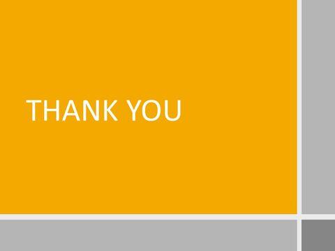구글 슬라이드 템플릿 무료 다운로드 - 회색 주황색 사각형 테두리_03