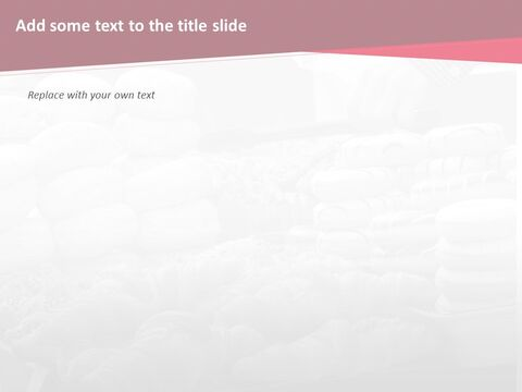Free Professional Google Slides Templates - Sweet Doughnuts_03