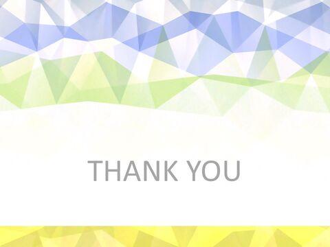 Google 슬라이드 템플릿 무료 다운로드 - 파스텔 그라데이션 효과가있는 반짝이는 삼각형_06