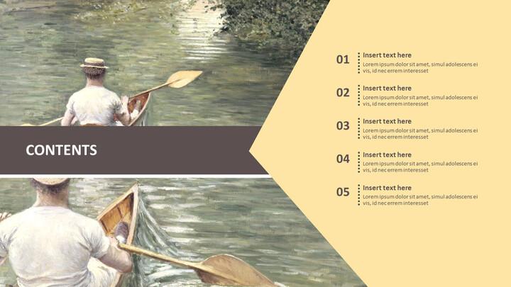 "Gustave Caillebotte \""레 페리 소르\"" - 온라인 무료 구글슬라이드_02"
