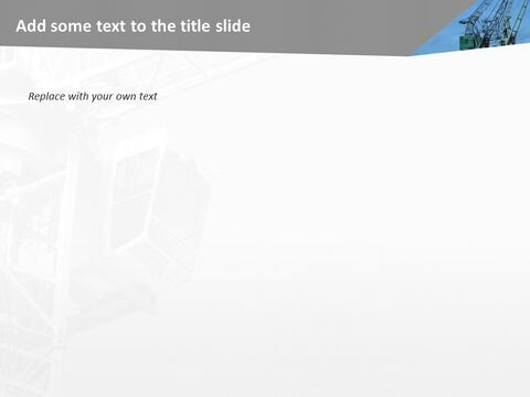 무료 비즈니스 구글 슬라이드 템플릿 - 건설 크레인_03