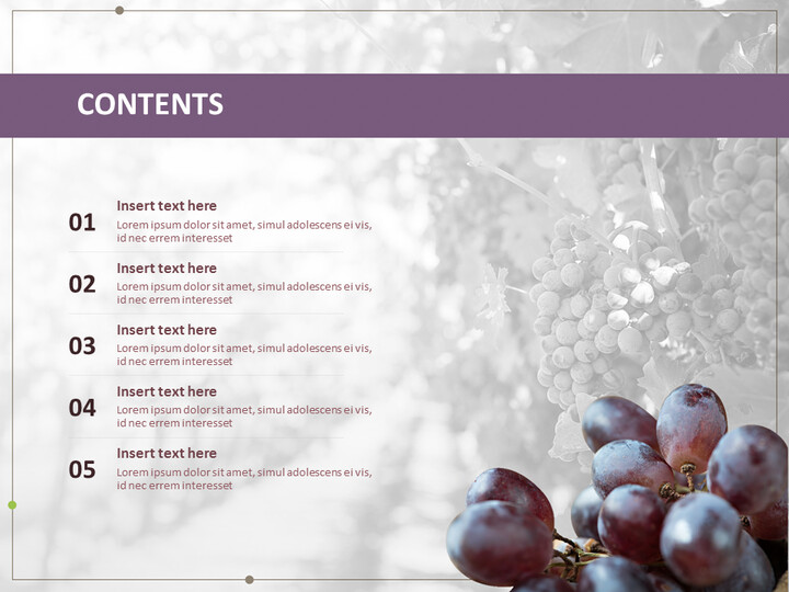Free Images for Presentations - <span class=\'highlight\'>Well</span>-ripen Grapes_02