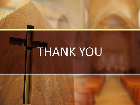 무료 Google 슬라이드 템플릿 - 교회에서 십자가_03