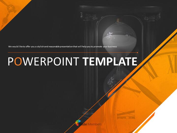 Google 슬라이드 템플릿 무료 다운로드 - 모래 시계_01