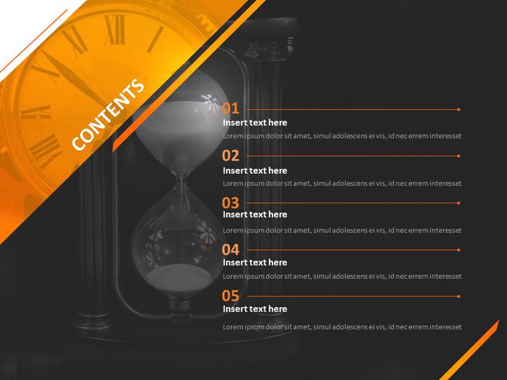 Google 슬라이드 템플릿 무료 다운로드 - 모래 시계_02
