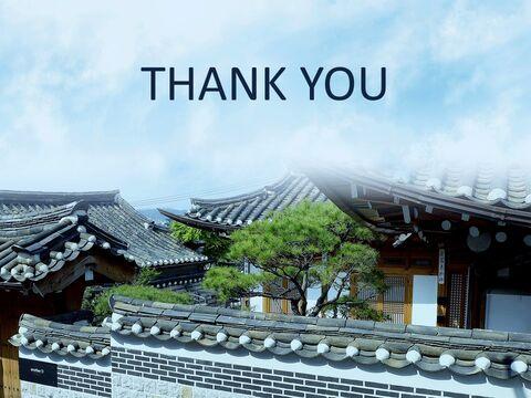 한국 기와집 - 무료 Google 슬라이드 템플릿_03