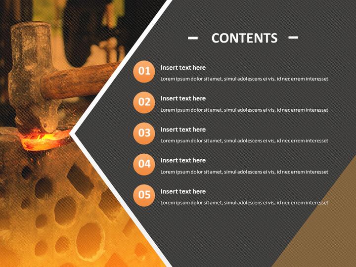 Blacksmith - Free Google Slides themes_02