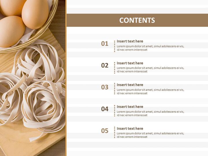 Google 슬라이드 템플릿 무료 다운로드 - 생 쌀된 국수 만들기_02