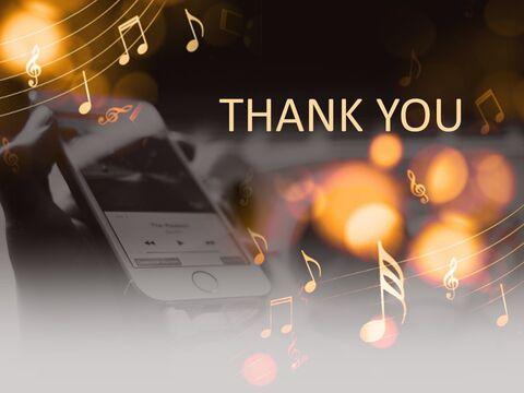 핸드폰 음악 - 무료 Google 슬라이드 템플릿_03