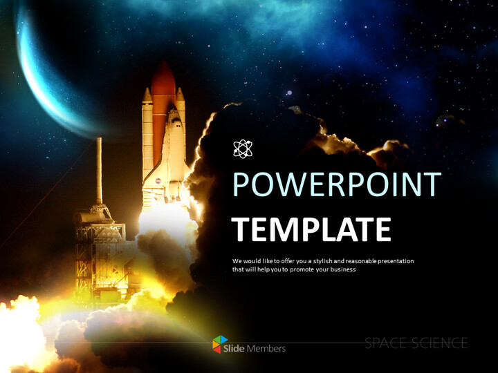 Cosmic Science - Free Business Google Slides Templates_01