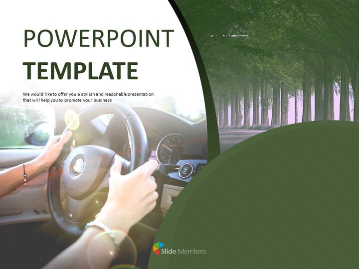 운전 - 무료 구글 슬라이드 템플릿 디자인_01