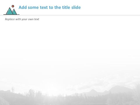무료 비즈니스 구글 슬라이드 템플릿 - 블루 레이크_03
