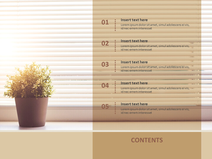 A Warm Afternoon - Free Google Slides Template_02