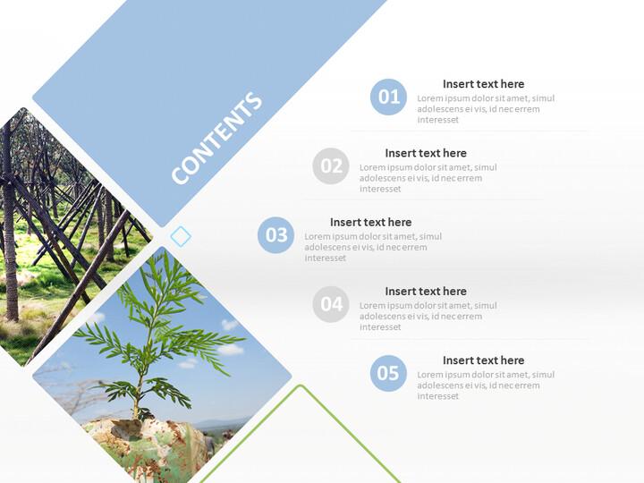 무료 Google 슬라이드 템플릿 - 나무 그늘에서 쉬십시오_02