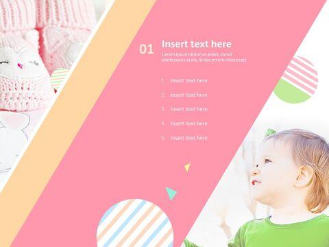 Google 슬라이드 무료 다운로드 - 귀여운 아기_03