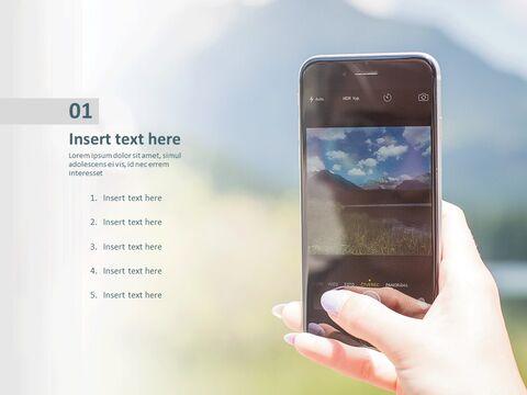 Google 슬라이드 템플릿 무료 다운로드 - 스마트 폰으로 사진 촬영_03