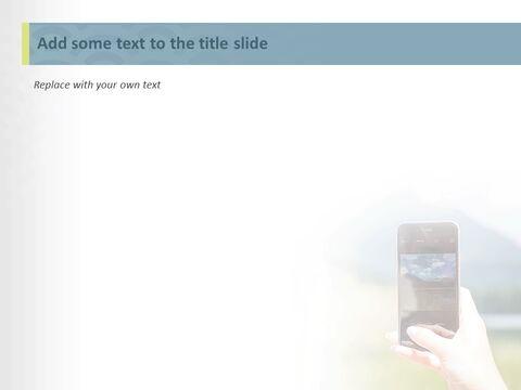 Google 슬라이드 템플릿 무료 다운로드 - 스마트 폰으로 사진 촬영_04