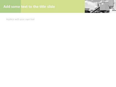 환경 친화적 인 공장 - 무료 Google 슬라이드 배경_03