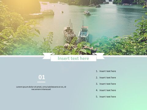 Google 슬라이드 무료 다운로드 - 베트남 하롱 베이_03
