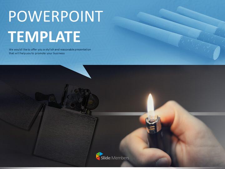 Google 슬라이드 템플릿 무료 다운로드 - 흡연_01