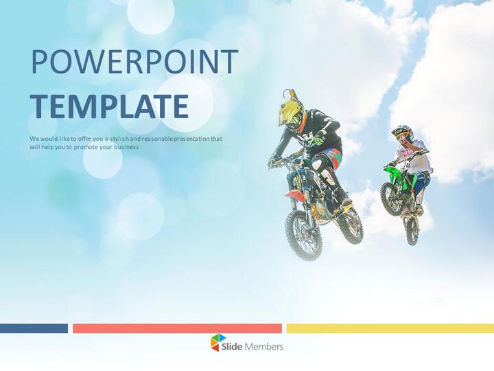 Motorbike Performance - Google Slides Free_01