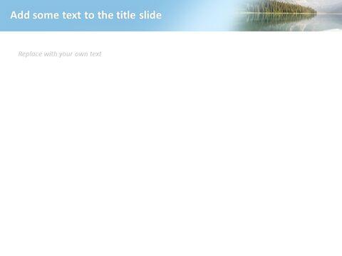 Blue River - Google Slides Template Free Download_03