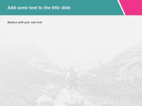 Google 슬라이드 템플릿 무료 다운로드 - 산에서 하이킹_04