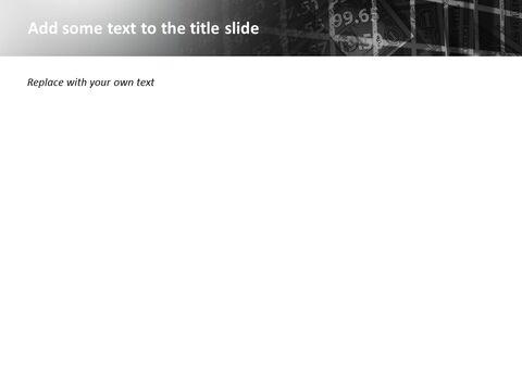 화살표와 금융 - 무료 Google 슬라이드 테마_03