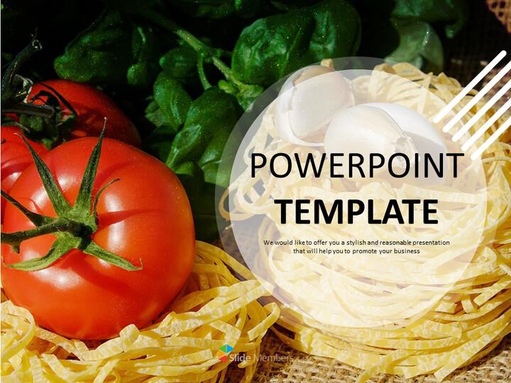 건강 식품 - 무료 Google 슬라이드 템플릿_01