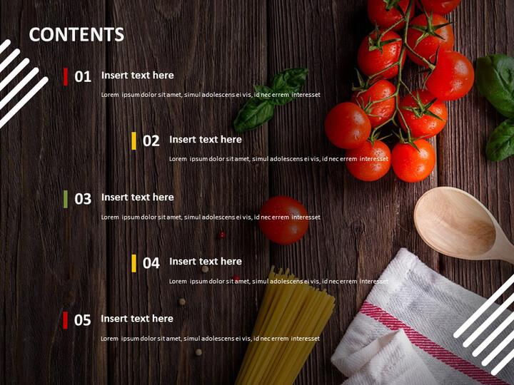 건강 식품 - 무료 Google 슬라이드 템플릿_02