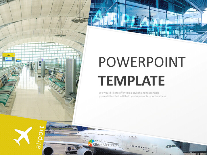 Airport - Free Google Slides Template_01