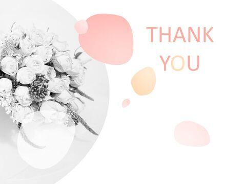 Free Google Slides - Wedding Bouquet_03