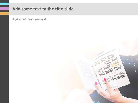 Google 슬라이드 무료 다운로드 - 책을 읽는 소녀_04