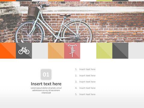 Google 슬라이드 이미지 무료 다운로드 - 자전거_03