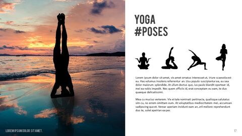 Wake Up Yoga Business Presentation PPT_05
